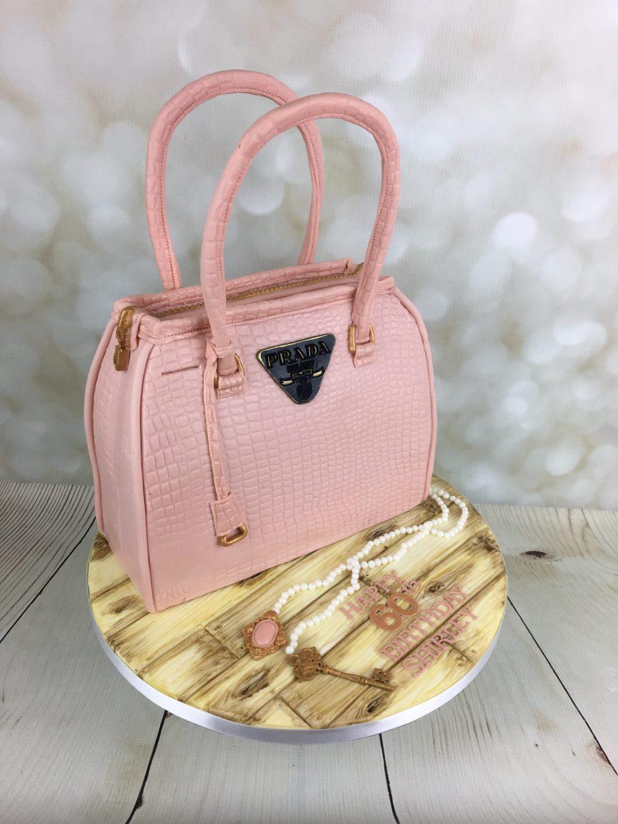 Prada Handbag Birthday Cake Mel S Amazing Cakes